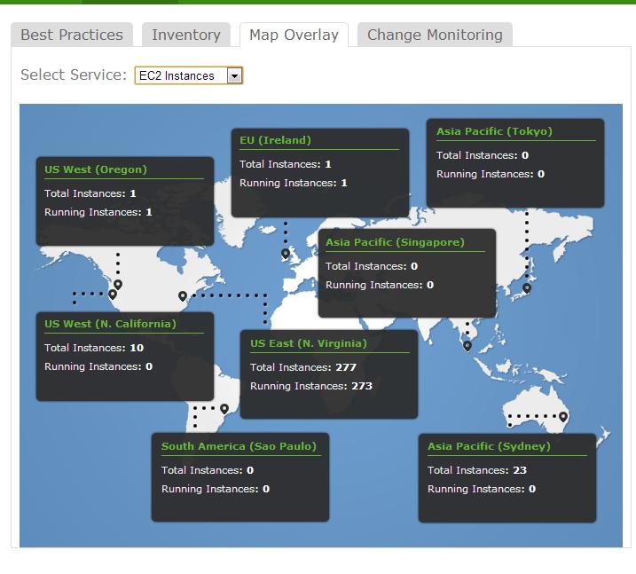 Map (CloudTweaks)
